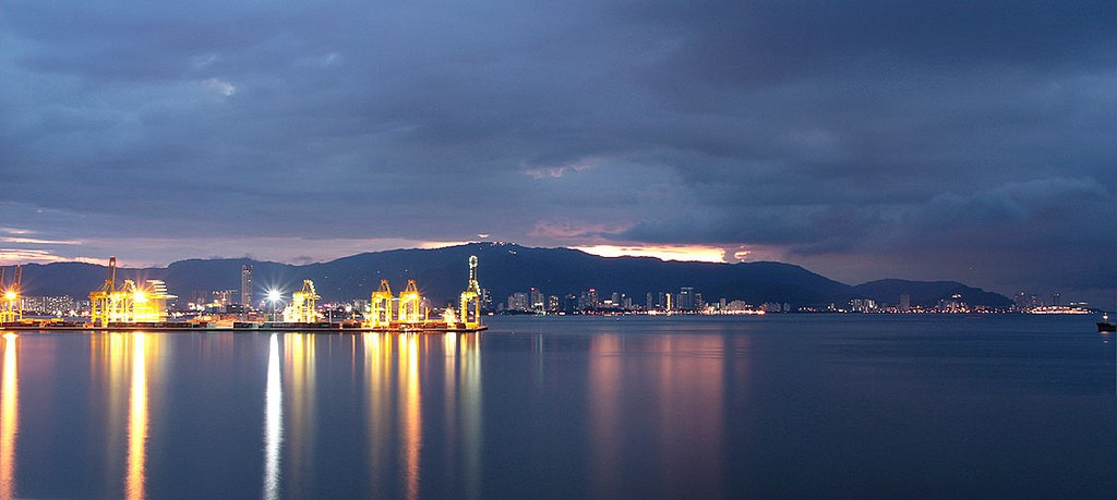 Penang in Malaysia had been due to host the World Weightlifting Championships ©Wikipedia