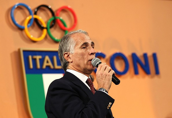 Italian National Olympic Commitee sign partnership deal with Toyota