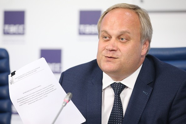 Yuri Nagornykh has reportedly been dismissed from his position as deputy sports minister ©Getty Images