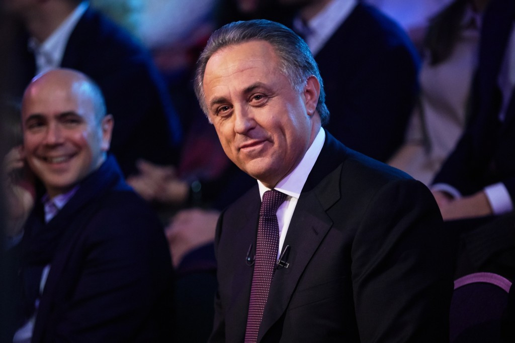 Former Sports Minister Vitaly Mutko has been promoted to the position of Deputy Prime Minister ©Getty Images