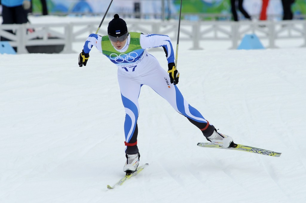 Kristina Smigun-Vahi is reportedly facing a Court of Arbitration for Sport hearing this week ©Getty Images