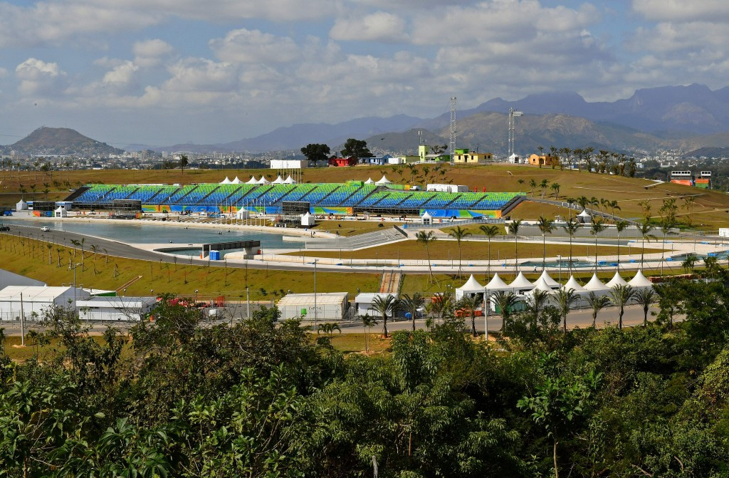 The canoe slalom course is located at the Deodoro Olympic Park in Rio de Janeiro's Western Zone ©Getty Images