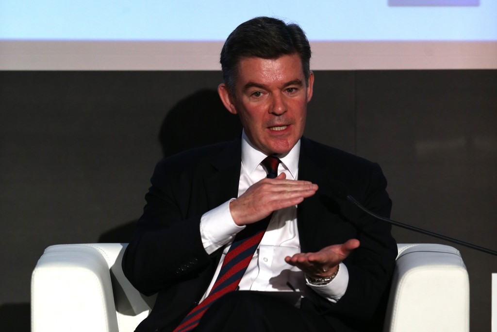 Sir Hugh Robertson had been considered the favourite to succeed Sebastian Coe as chairman of the BOA ©Getty Images