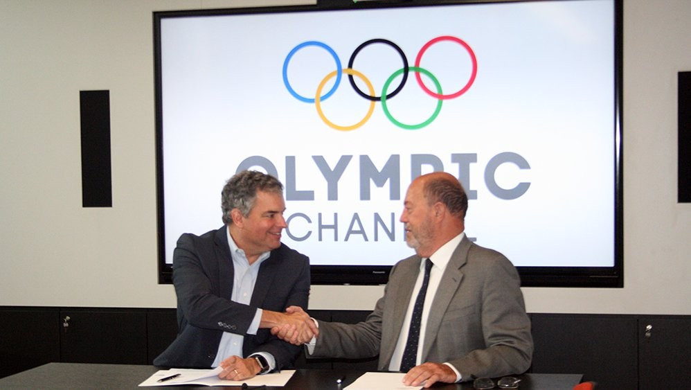 Olympic Channel attracts 300 million views since launch, general manager claims