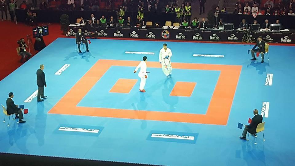 insidethegames.biz reporting LIVE from the 2016 Karate World Championships
