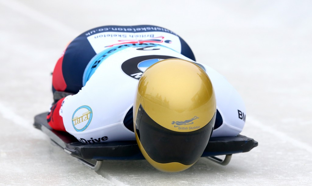 Olympic champion Lizzy Yarnold has refused to rule out not competing at the 2017 World Championships in Sochi ©Getty Images