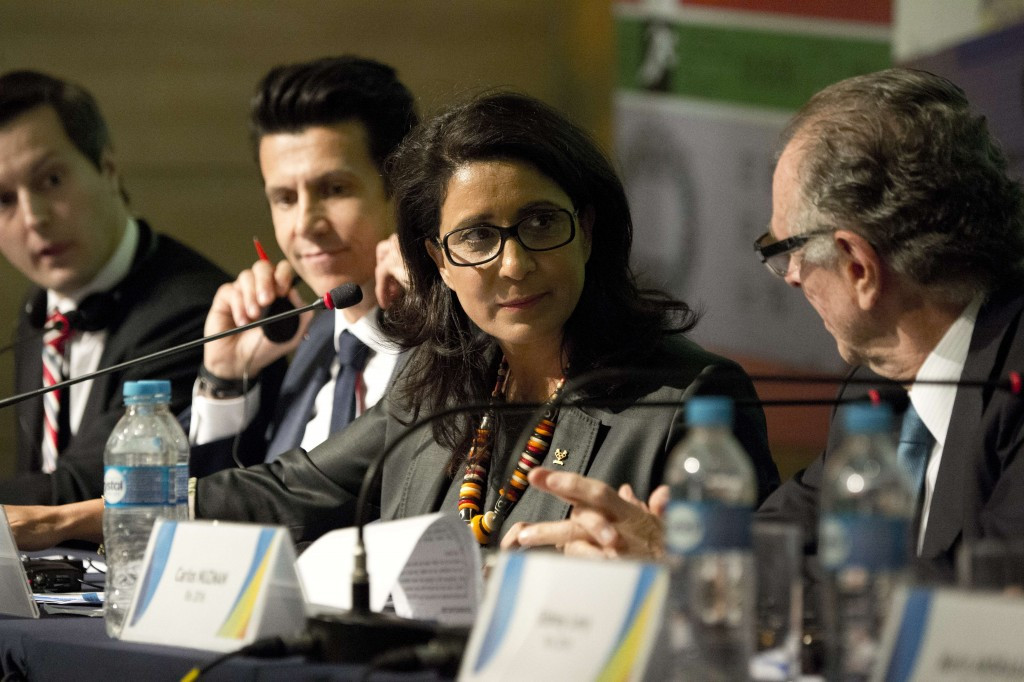 Could the IOC's Rio 2016 Coordination Commission headed by Nawal El-Moutawakel have done more to foresee anti-doping problems ahead of the Games? ©Getty Images