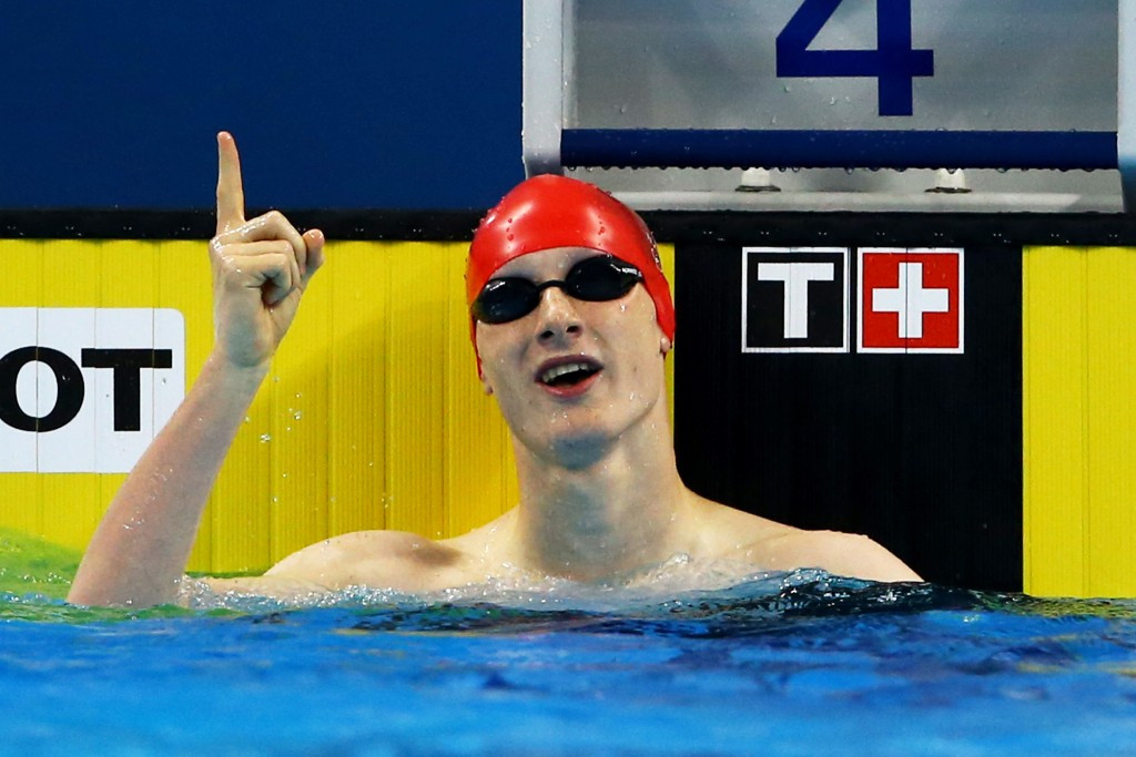 Luke Greenbank is set to compete at Tokyo 2020 having also been pre-selected ©Getty Images