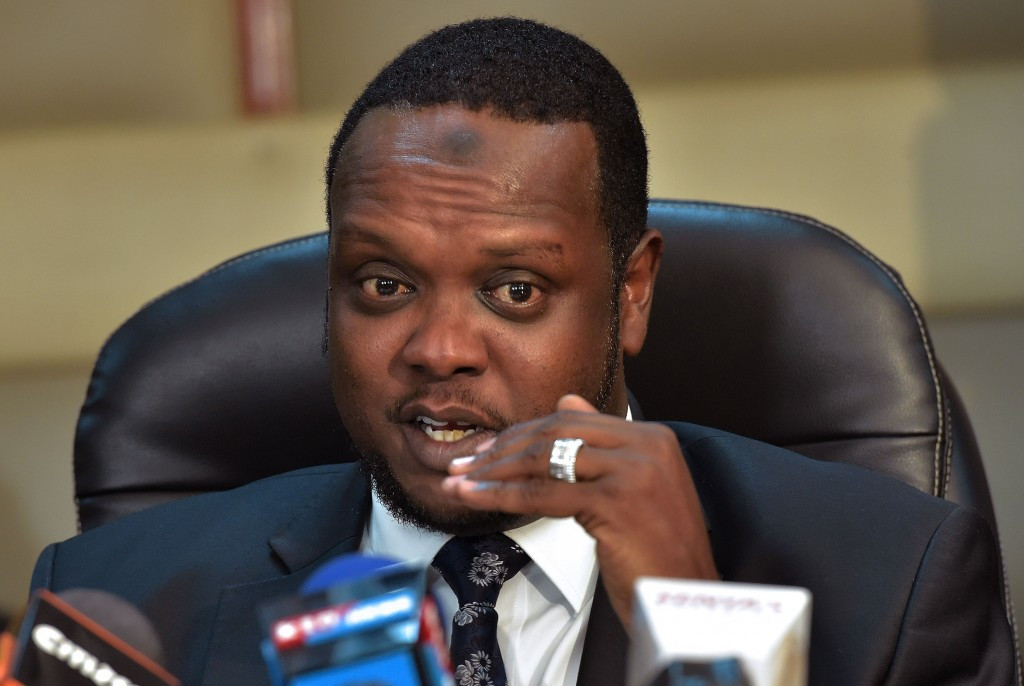 Kenyan Sports Minister Hassan Wario initially dissolved the NOCK in August ©Getty Images