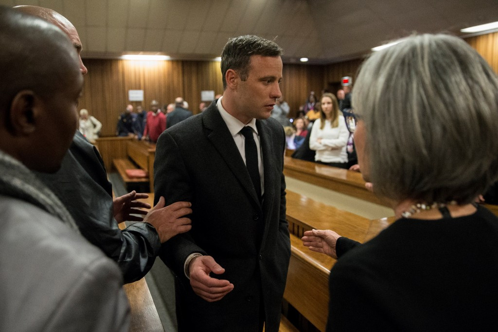 The state will need to argue their assertion Oscar Pistorius' sentence is lenient in open court ©Getty Images