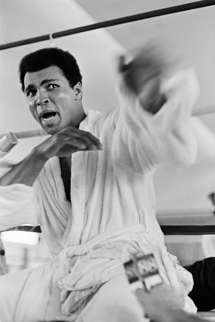 Muhammad Ali is one of the all-time greatest sporting icons ©Getty Images