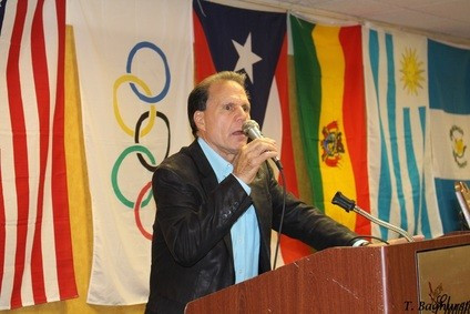 Gary Mazaroff has been appointed as the IRF International Rules Commissioner ©IRF