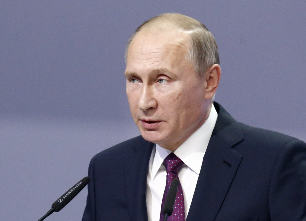 Vladimir Putin has ordered improvements to be made into anti-doping systems in Russia ©Getty Images