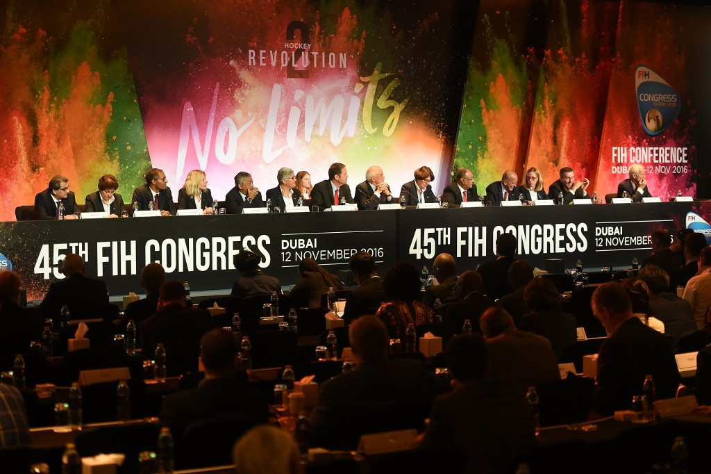 A total of five nations were granted full membership while one was suspended at the FIH Congress ©Getty Images