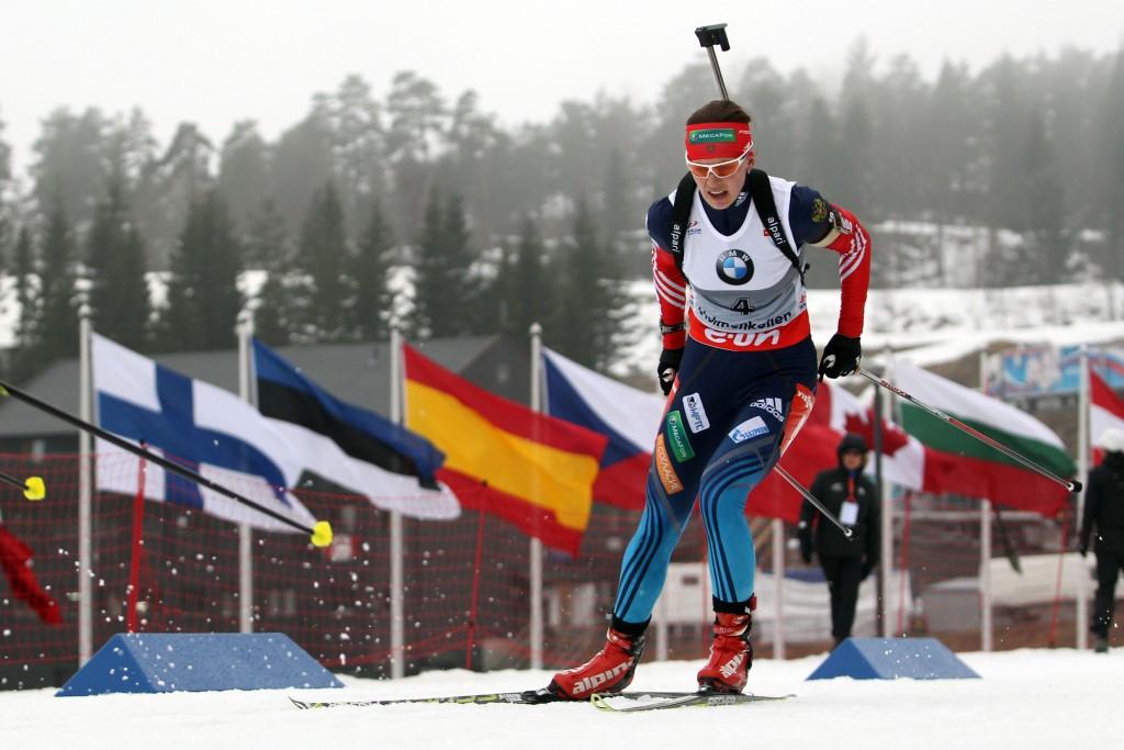 Double Olympic silver medallist announces retirement from biathlon