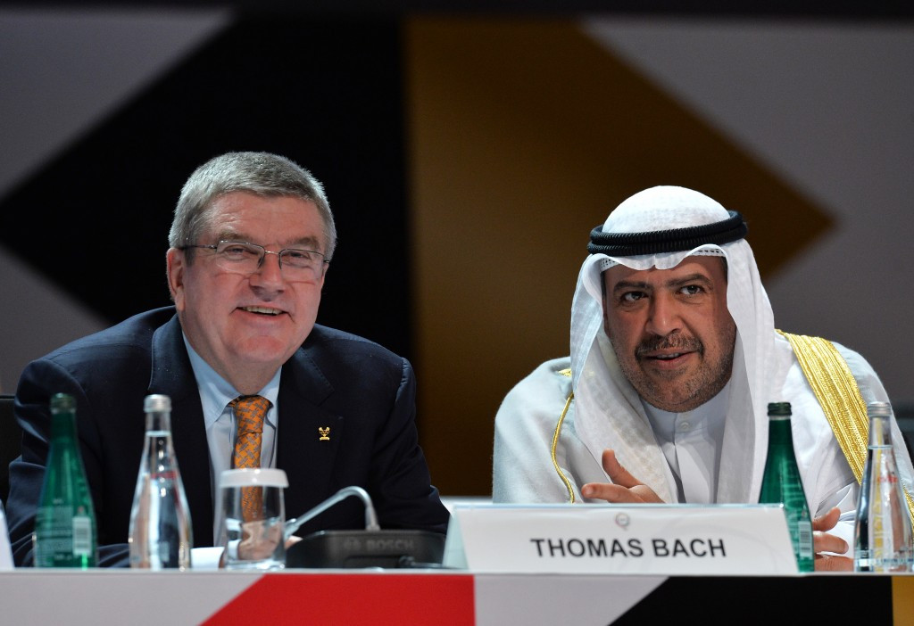 ANOC and the IOC called for WADA to have a