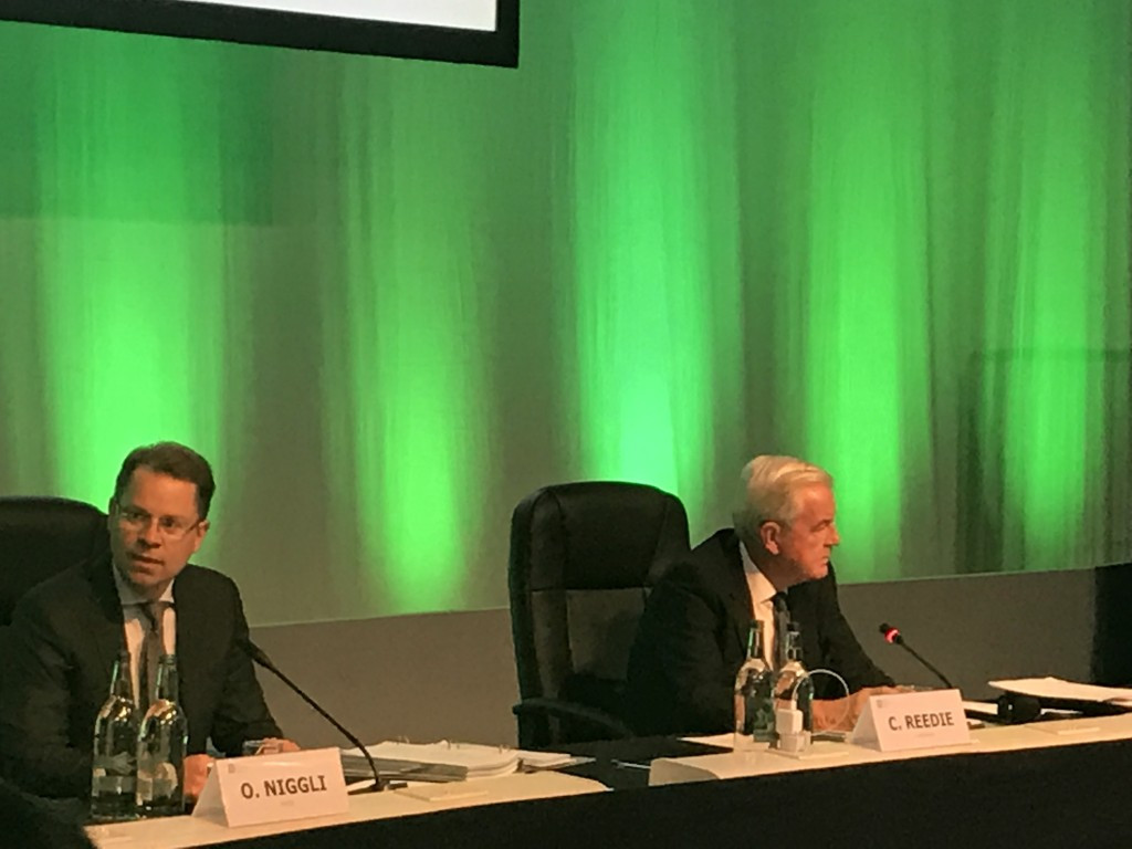 insidethegames reporting LIVE from the World Anti-Doping Agency Foundation Board meeting in Glasgow