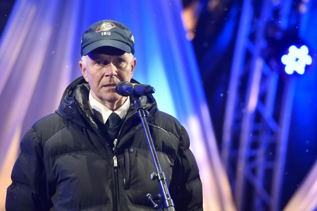 IBU President Anders Besseberg is a member of the WADA Foundation Board ©IBU
