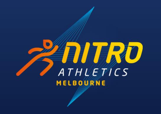 Events for the Nitro Athletics event have been revealed ©Nitro Athletics
