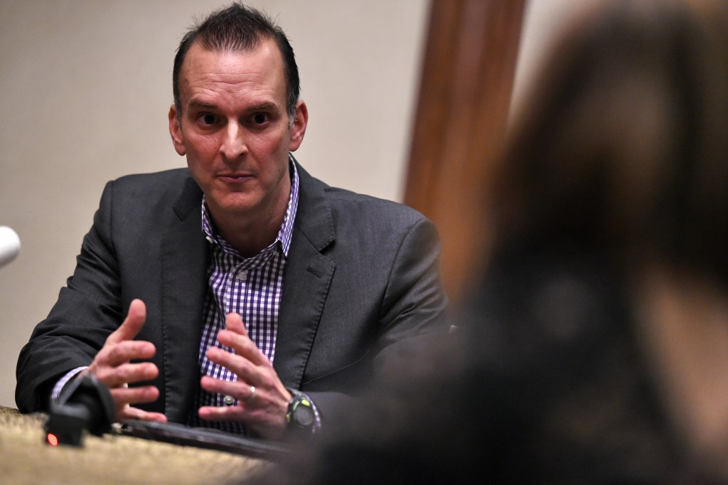 Travis Tygart, the chief executive of the US Anti-Doping Agency ©Getty Images