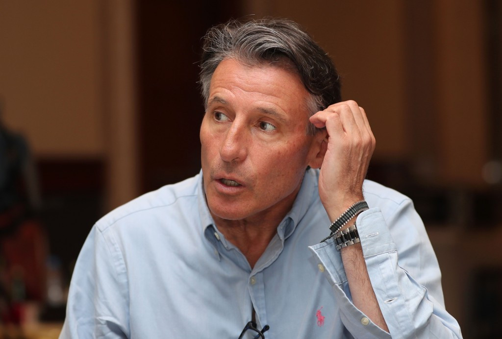 Sebastian Coe has stood-down after four years as BOA chairman ©Getty Images