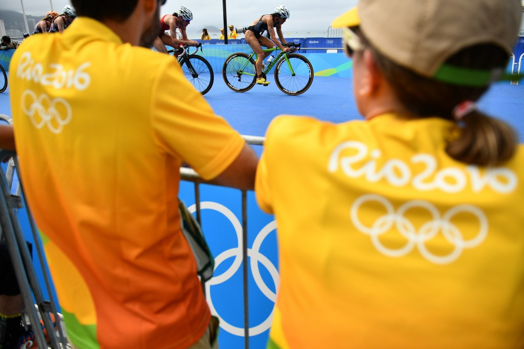 Rio 2016 claim to be making good progress in paying those still owed money from the Games ©Getty Images