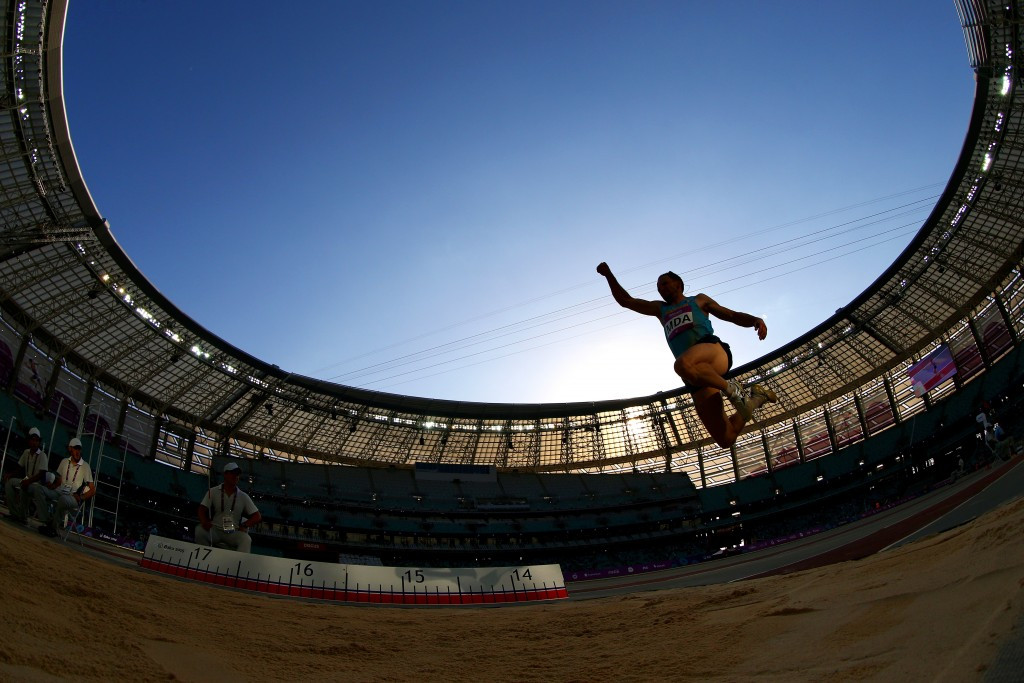 Maksim Ryzhenkov says organisers would like to see athletics represented on a wider scale at the Games ©Getty Images
