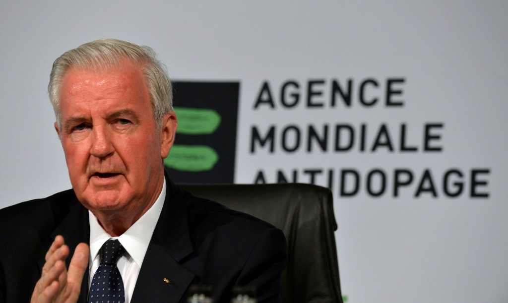 WADA President Sir Craig Reedie will head the Working Group to explore forming the new body ©Getty Images
