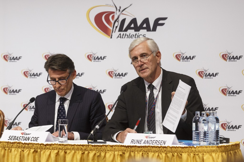 Exclusive: IAAF Taskforce recommend extending opportunity for Russian athletes to be allowed to compete individually
