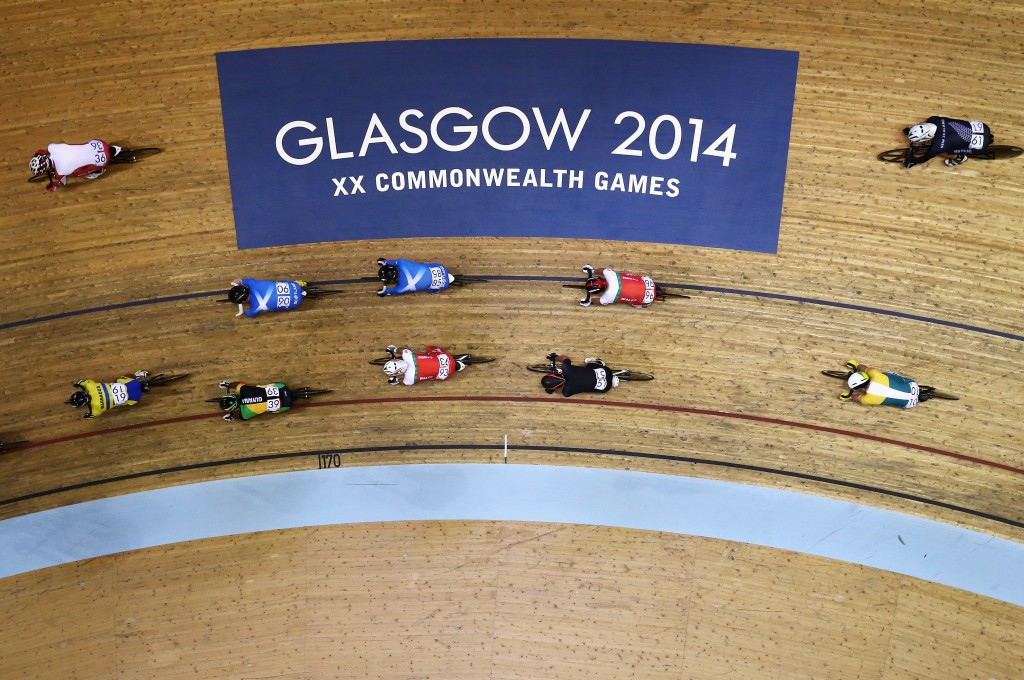Atos was a leading sponsor of the Glasgow 2014 Commonwealth Games ©Getty Images