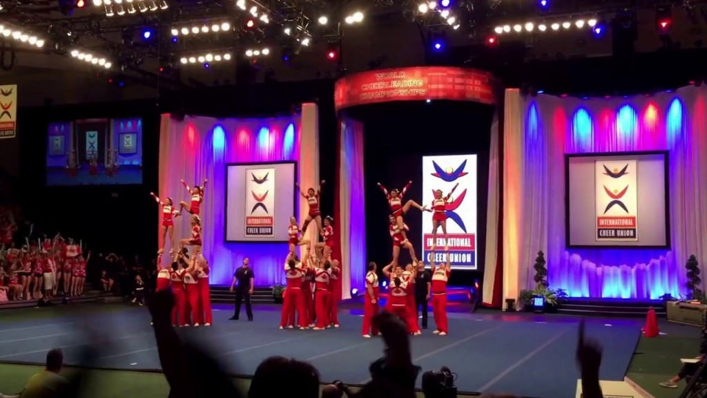Cheerleading is one of two new sports to have been recognised by the IOC