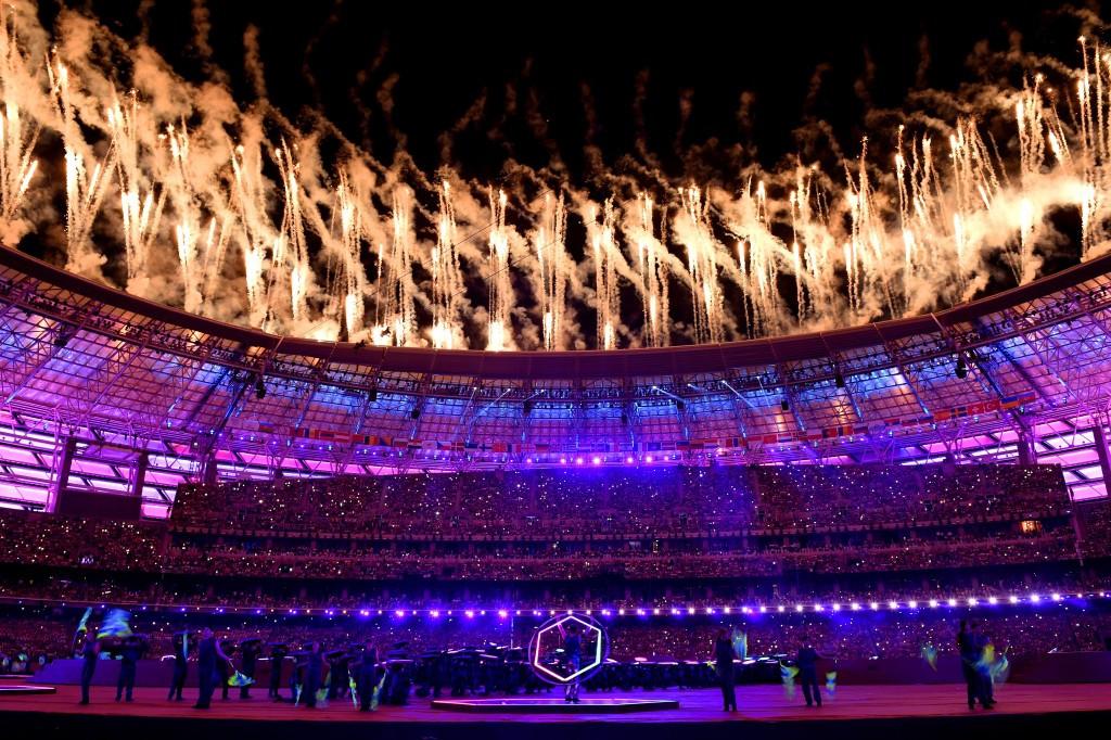 European Games: The Closing Ceremony