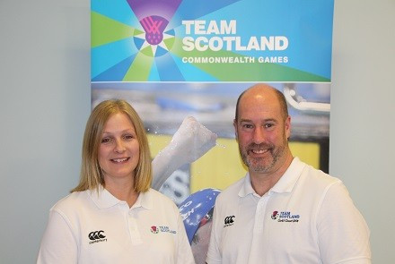 Lewis appointed as Commonwealth Games Scotland aquatics team manager for Gold Coast 2018