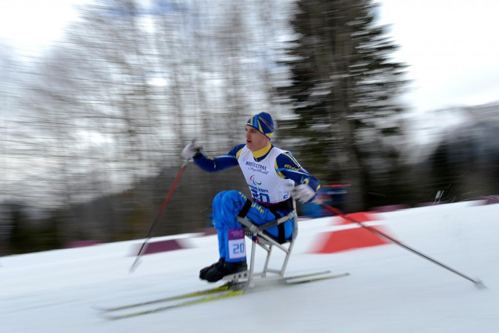 Maksym Yarovyi was one of three gold medallists for Ukraine ©Getty Images