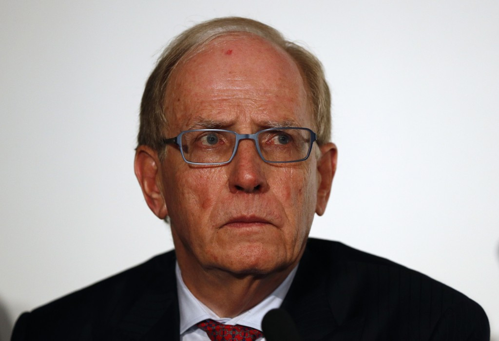 Richard McLaren said in his report there was a link between the Universiade in Kazan in 2013 and an attempt to undermine anti-doping work ©Getty Images