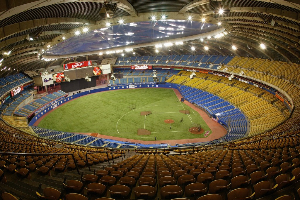 Montreal's Olympic Stadium was mired by debt problems  ©Getty Images
