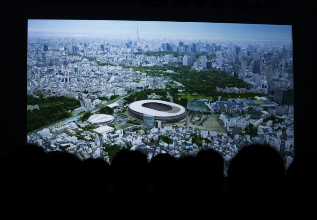 A new Olympic Stadium will be built in Tokyo  ©Getty Images