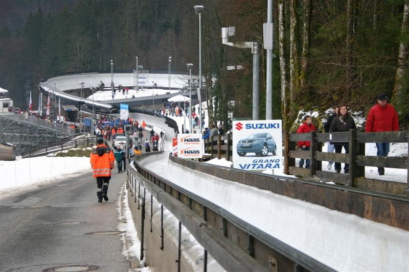 Königssee has emerged as a potential contender for the IBSF World Championships ©Wikipedia