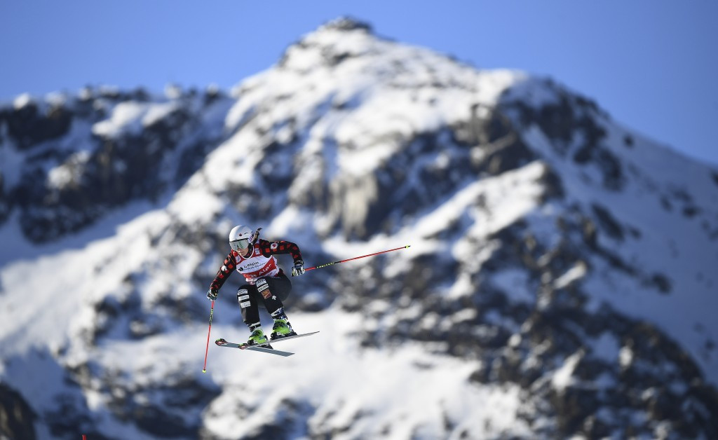 Canada's Marielle Thompson topped the women's qualification standings in Innichen ©Getty Images