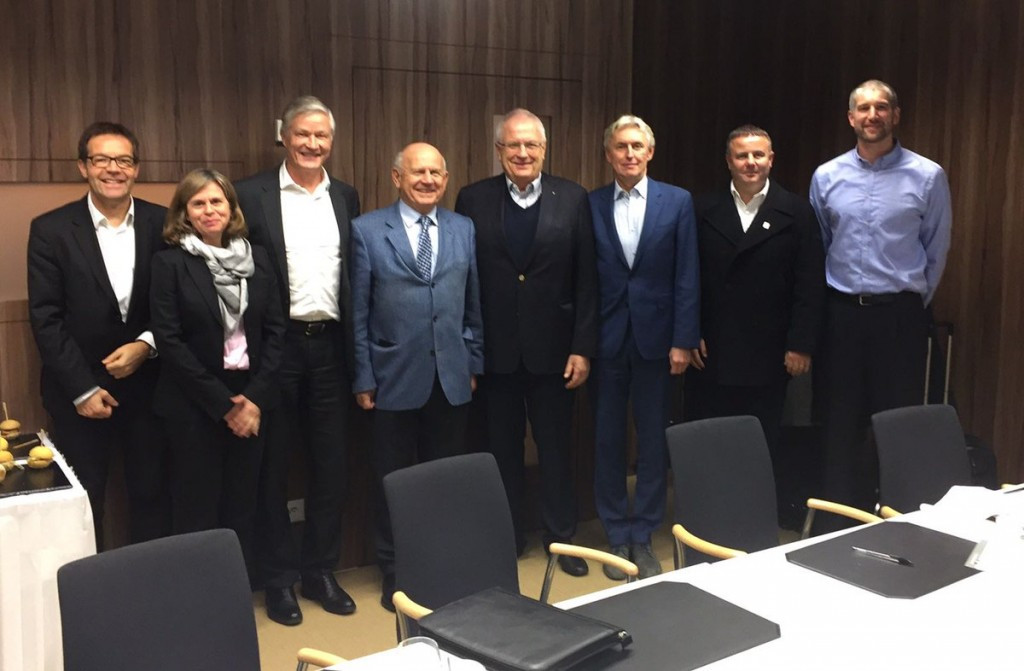 The agreement followed discussions with Minsk 2019 ©European Athletics