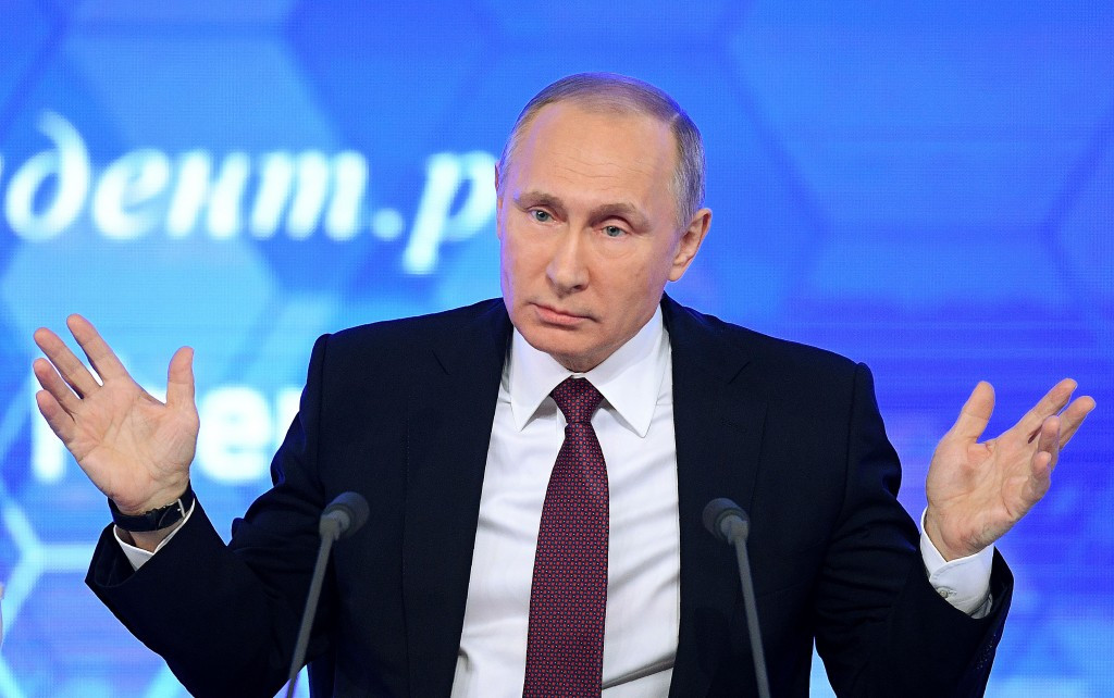 Putin denies state-sponsored doping happened in Russia as IOC launches disciplinary action from Sochi 2014