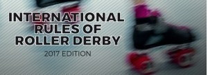 The FIRS have made the worldwide rules of roller derby publicly available for the first time ©FIRS