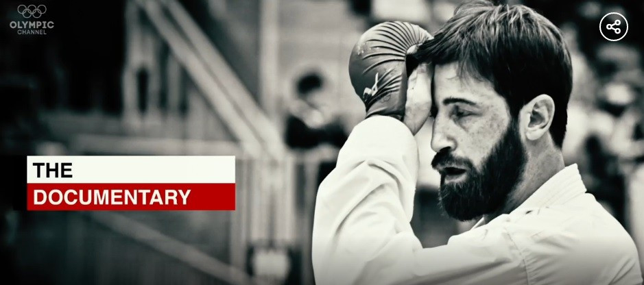 """A documentary entitled """"Karate Magic in Linz"""" has premiered on the Olympic Channel ©Olympic Channel"""