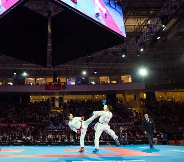 The 30-minute film, depicting the best moments at October's event, was made available to viewers yesterday ©WKF