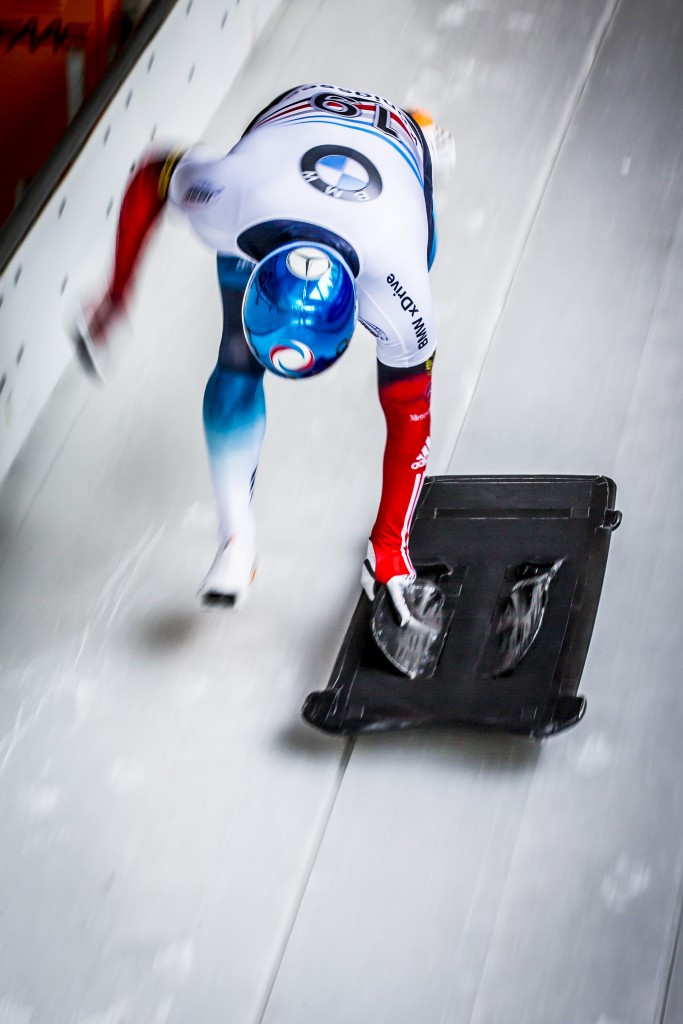 Four skeleton athletes from the country have been provisionally suspended ©Getty Images
