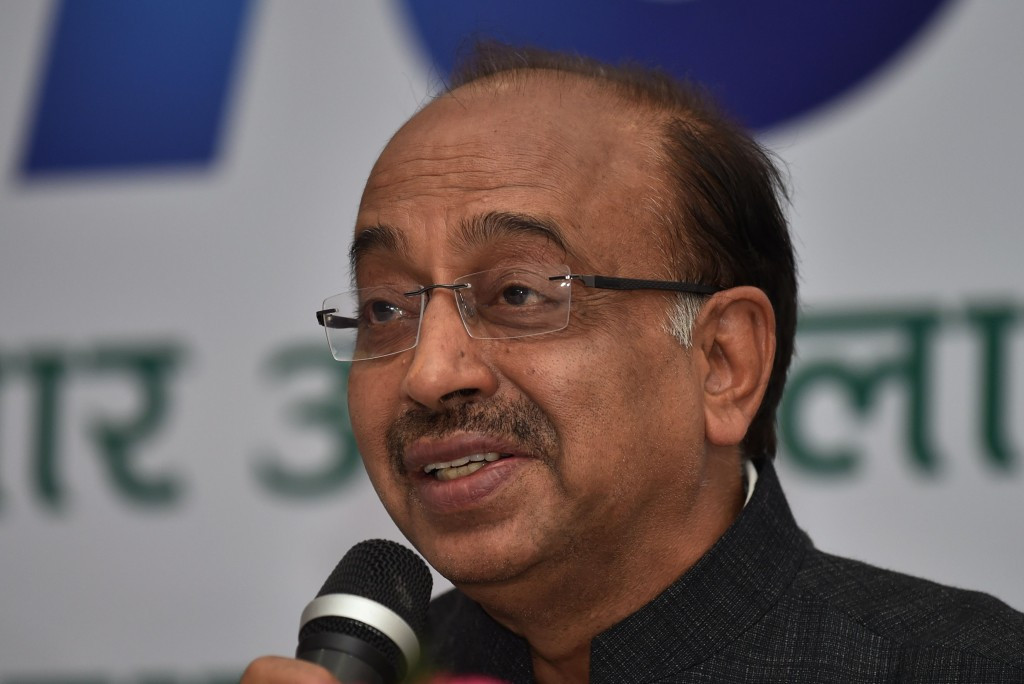 Sports Minister Vijay Goel has said the IOA is suspended ©Getty Images