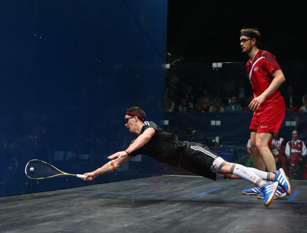 Coll breaks long wait for New Zealander in squash world top 20
