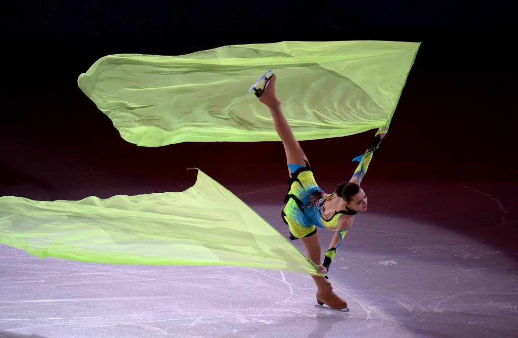Adelina Sotnikova is reportedly among the 28 Russian athletes under investigation by the IOC ©Getty Images