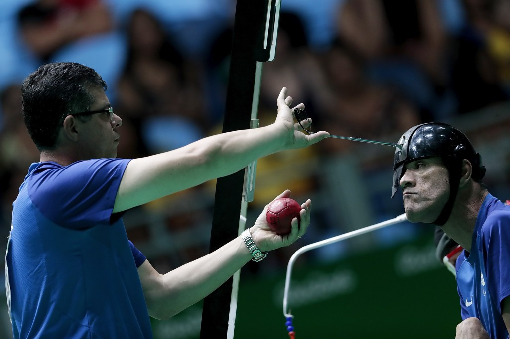 David Hadfield believes the Rio 2016 Paralympic tournament was the most competitive yet ©Getty Images