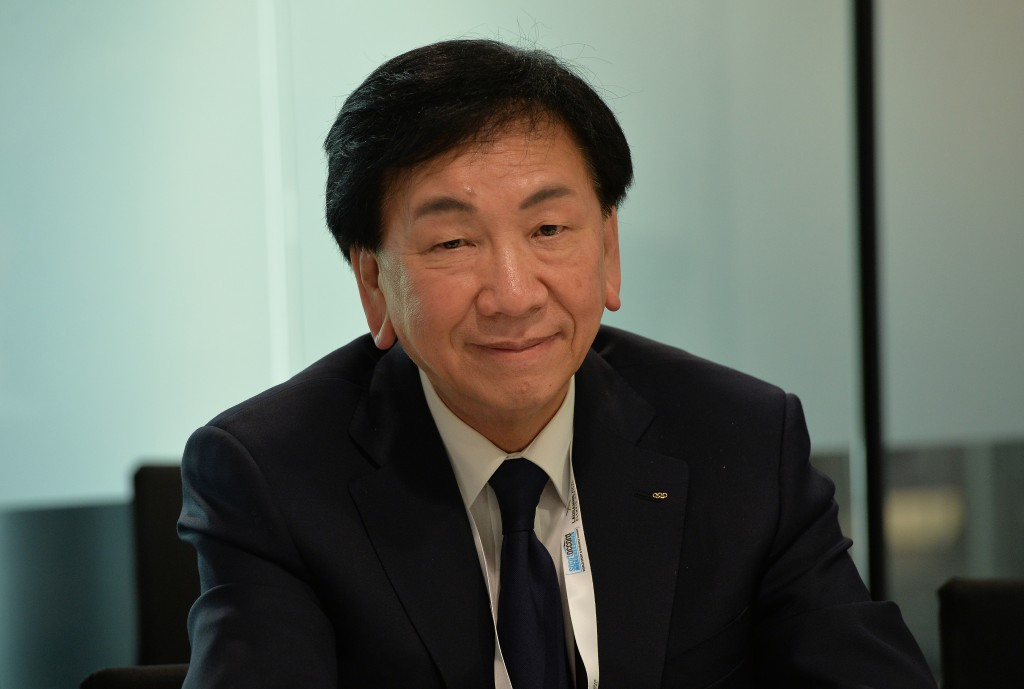 AIBA President CK Wu is due to visit Ireland for a meeting on January 18 ©Getty Images